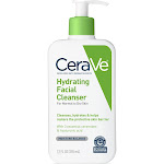 CeraVe Hydrating Facial Cleanser for Normal to Dry Skin - 12 fl oz bottle