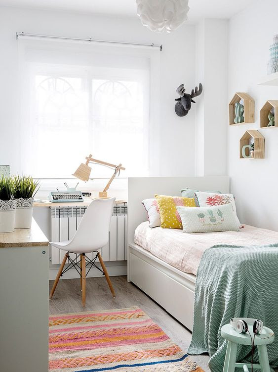 20 Unique Girls Bedroom Ideas You Might Want to Try ...