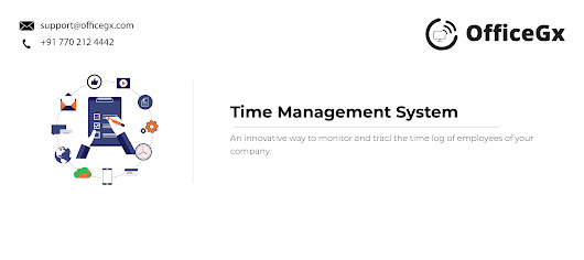 Time Management System (TMS) Software | Time and Attendance Monitoring System