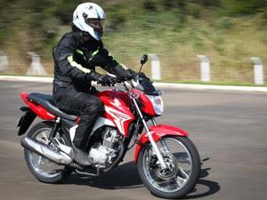 Honda CG 150 Titan CBS