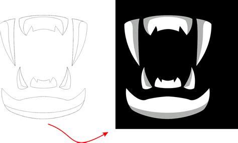tutorial coreldraw  menciptakan logo harimau keren
