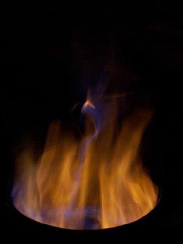 El Fuego en el Pote
