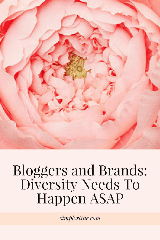 Why Blogging and Diversity Is An Important Topic To Discuss