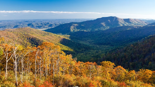 The best hikes for fall foliage