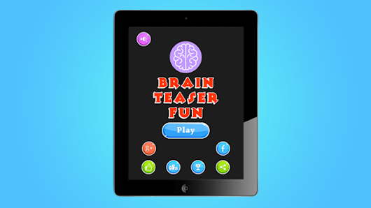 Brain Teaser Fun  | Free mobile game download