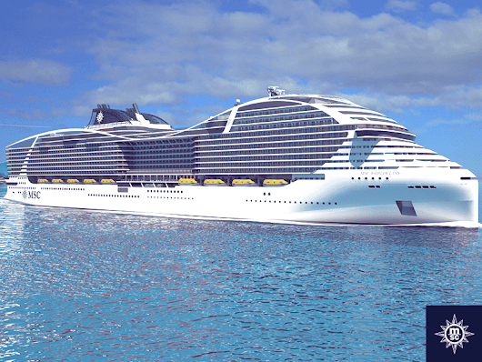 Set Sail With 7,000 Of Your Closest Friends On The World's Biggest Cruise Ship