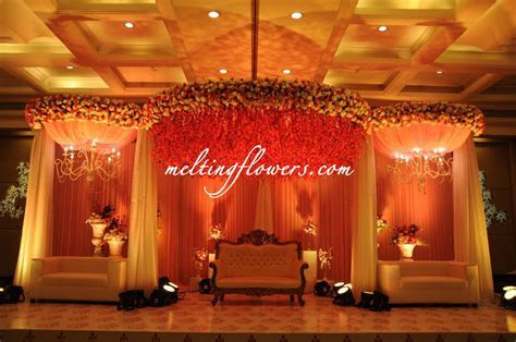 Excellent Ideas To Try To Wedding Stage Decoration