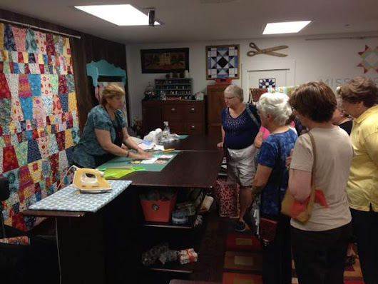 Missouri Star Quilting Company's success helps revitalize downtown Hamilton