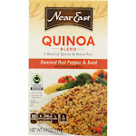 Near East Roasted Red Pepper & Basil Quinoa Blend 4.9 Oz Box