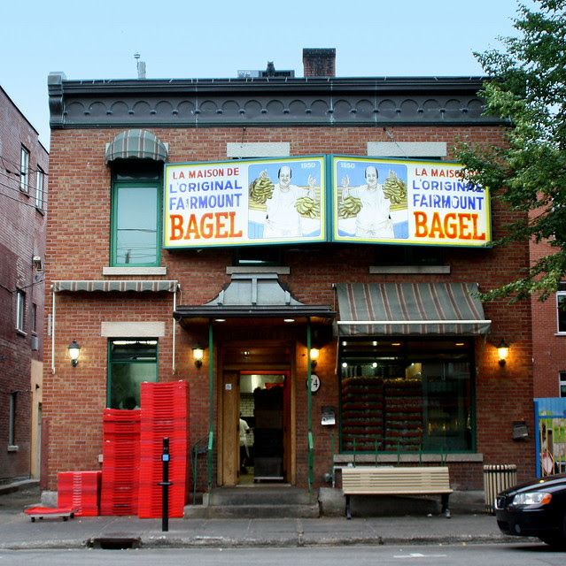 Fairmount Bagels