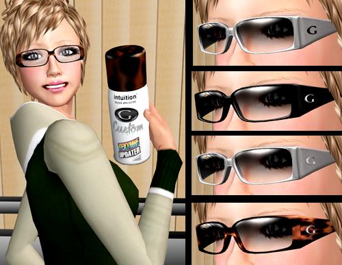 AF2010: [GoS] Intuition Glasses