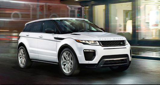 Big Changes for Land Rover in the 2018 Range Rover Evoque