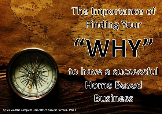 The Growth of your Home Based Business will depend on finding your …
