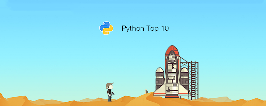 Python Top 10 Articles for the Past Month
