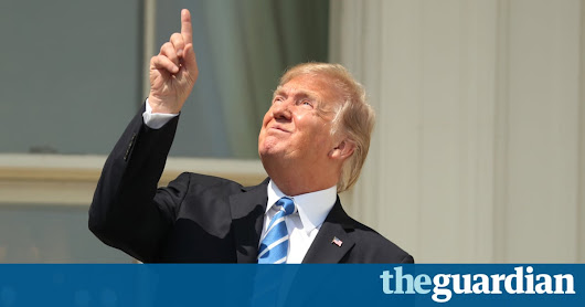 How to tell if you damaged your eyes during the eclipse | Science | The Guardian