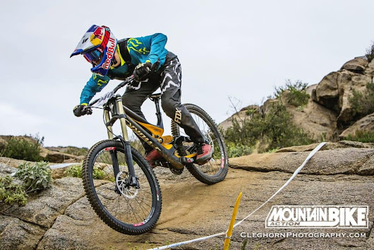 Photo of the Day: Junior Men's Downhill World Champion Finn Iles