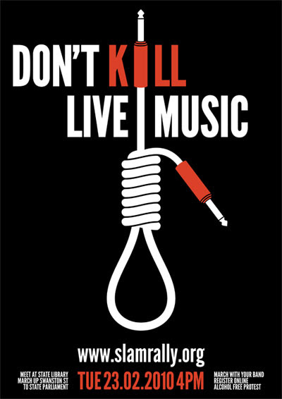 DON'T KILL LIVE MUSIC_poster