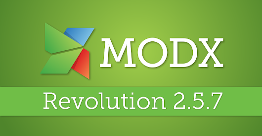 MODX Revolution 2.5.7—A little more secure
