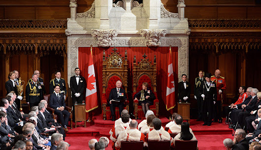The Throne Speech and the ambitious politics of Justin Trudeau