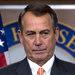 Speaker John A. Boehner accused the president of holding
