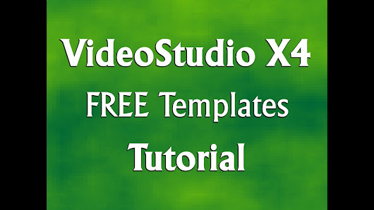 Google for Corel video studio templates download