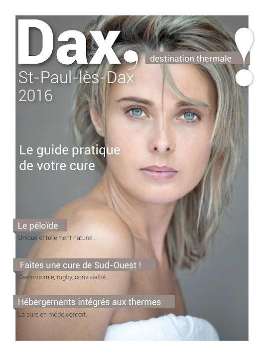 Dax, le guide thermal 2016