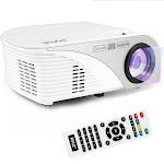 Pyle PRJG95 Digital Multimedia Projector, White