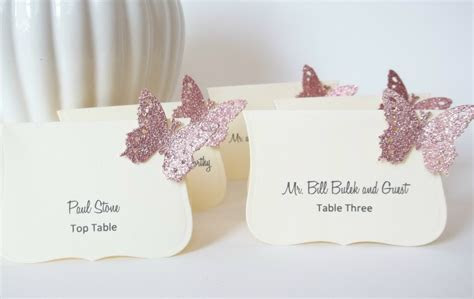 Amazing ideas for a fabulous butterfly wedding!
