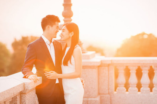 Utah Capital Building Pre Wedding {Andy+Lin} | Utah Wedding Photographer