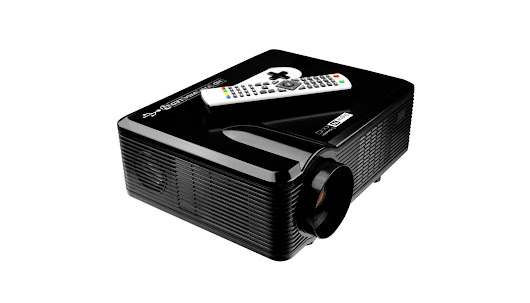 CL720 LED Projector Features 720p Output and TV Tuner for $140