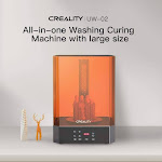 Creality UW-02 Washing/Curing Machine