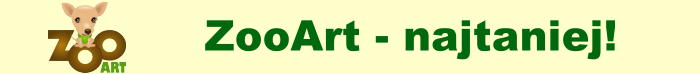 Baner Sklepu Internetowego ZooArt