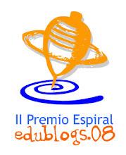 II Premio Edublogs