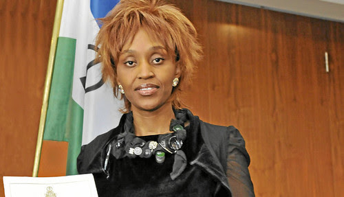 Princess Senate Masupha has lost her case before the Lesotho Constitutional Court. She sought to be named chief as the eldest daughter of a chief. by Pan-African News Wire File Photos