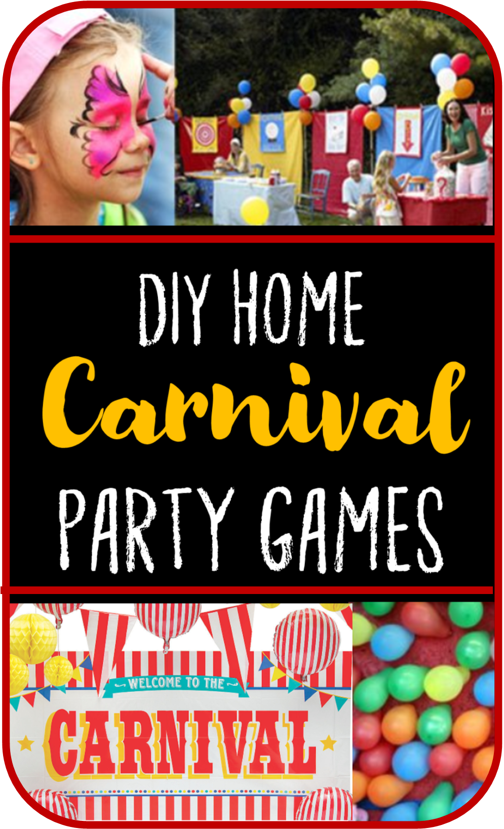 Top 10 Carnival Theme Party Games For Your Kids Backyard Carnival