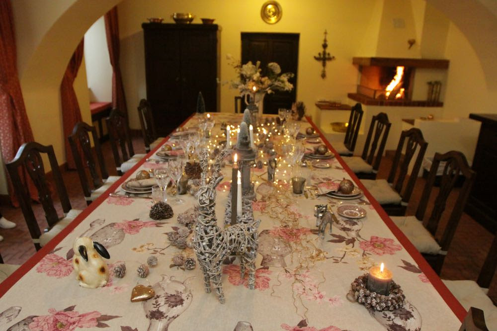 Ajunul la Castelul Săvârșin. Crăciun 2014