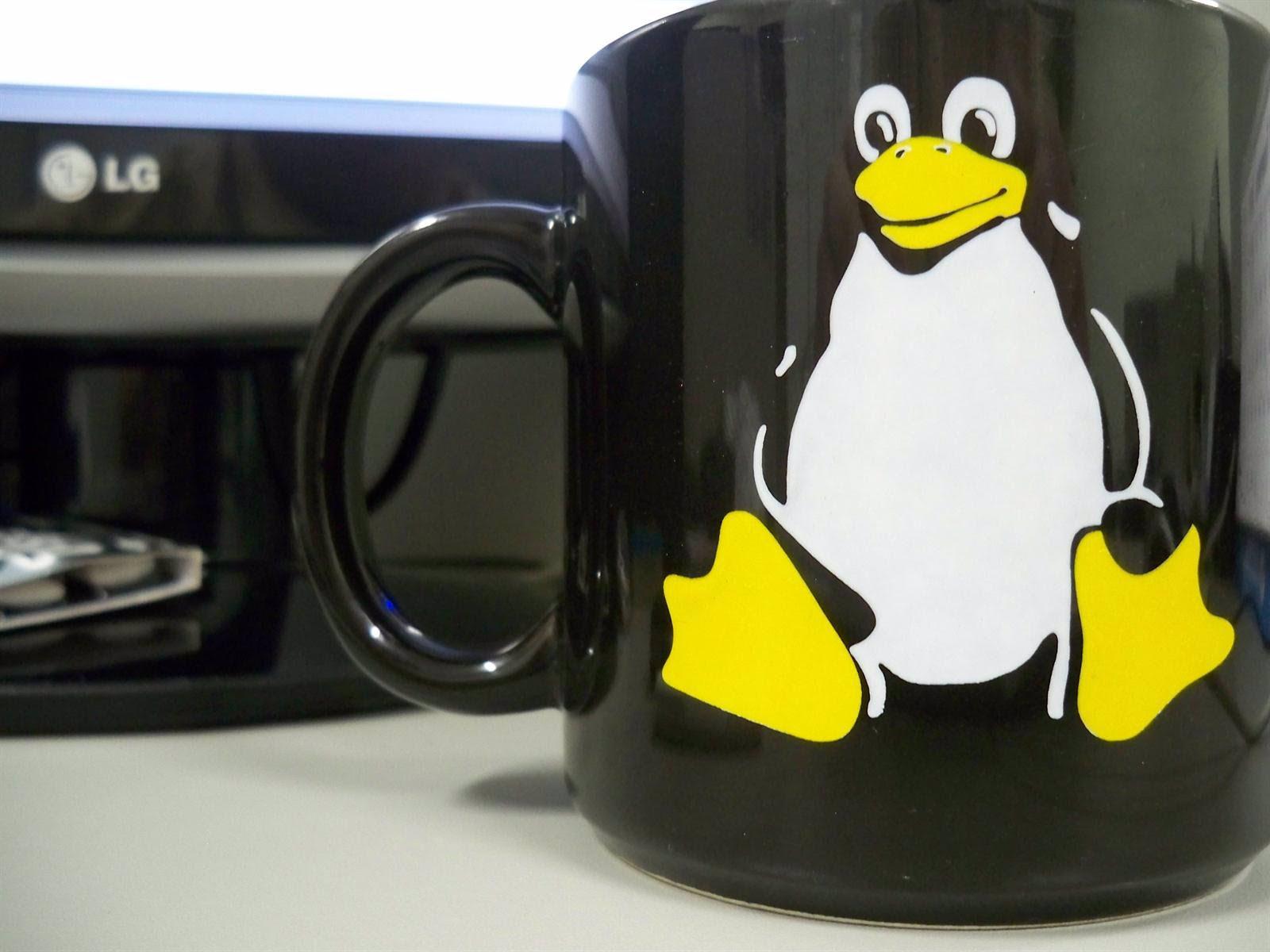 Tux, Mascota De Linux