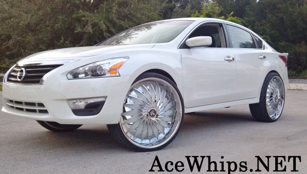Car Wheels furthermore 2018 Nissan Altima Interior likewise Categories besides Watch together with Car Wheels. on 2012 maxima on 24s