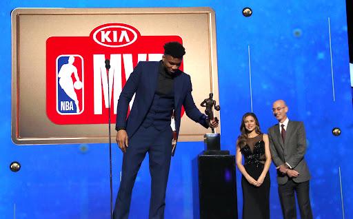 Avatar of Milwaukee Bucks: Considering Giannis Antetokounmpo's 2019-20 MVP rivals