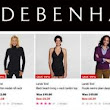A coat worth £90 for 72p! Debenhams cancels orders after price glitch gives shoppers 99% off outdoor clothing brand