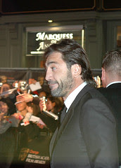 BAFTA 2008 - Javier Bardem