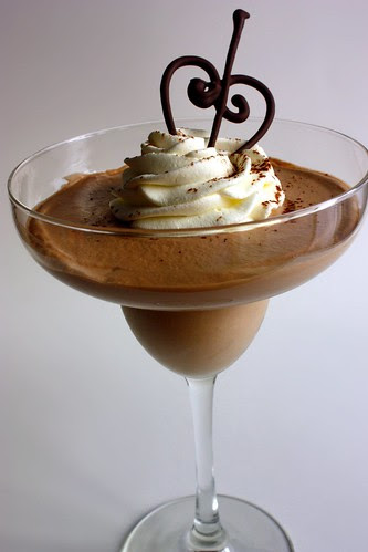 Nutella Marshmallow Mousse
