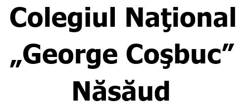 """Colegiul Național """"George Coșbuc"""" Năsăud, Romania"""