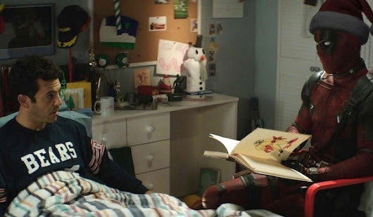 ONCE UPON A DEADPOOL (2018) Movie Trailer: Fred Savage & Ryan Reynolds Bring a PG-13 Deadpool to X-Mas Theaters | FilmBook