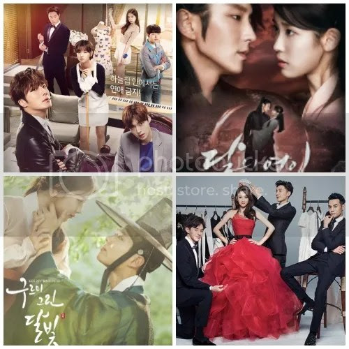 Four Must Watch Dramas That's Airing in August