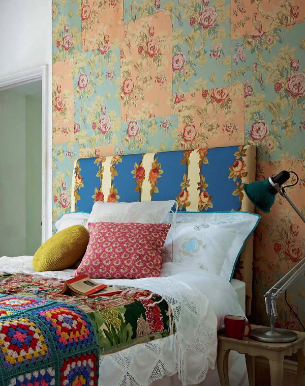 Bohemian Bedroom Design Ideas | InteriorHolic.