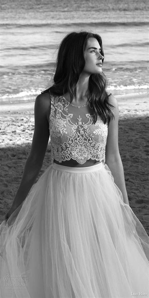 Lihi Hod Bridal 2016 Wedding Dresses   Crop Tops   Wedding
