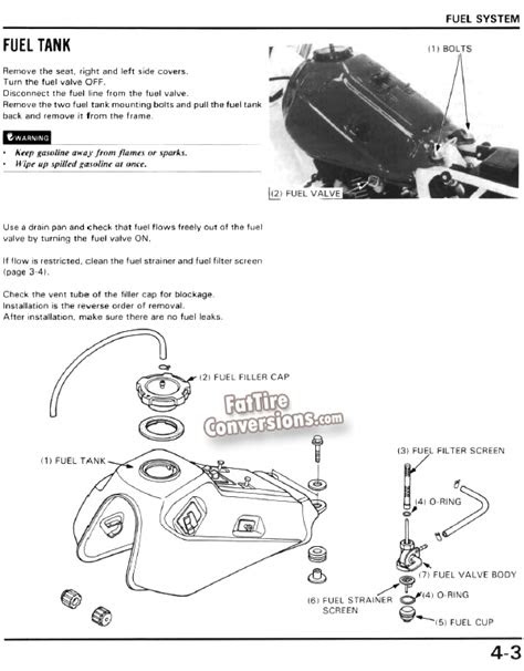FatTireConversion.com - 603-225-2779 x 254 - Honda Fat Cat