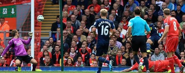 liverpool 2-1 Southampton Highlights 2014-15 epl match