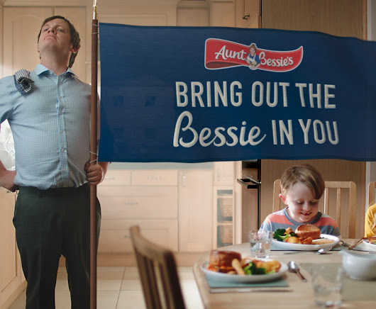Aunt Bessie's shifts marketing message in biggest ever campaign